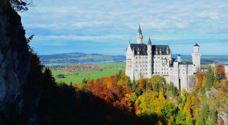 The Unanswered Inquiries On Neuschwanstein Castle Challenge