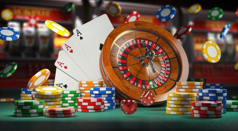 Concerning Online Gambling Establishment Gamings