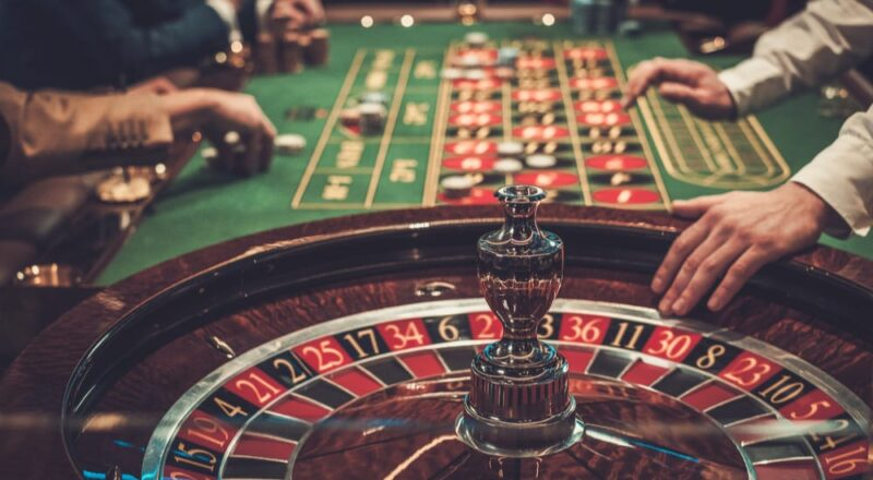 Making Use Of 9 Online Casino Methods Like The Pros