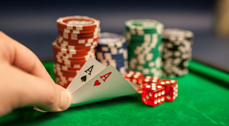 Five Undeniable Facts About Online Gambling