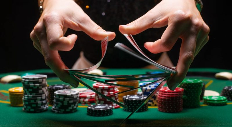 To Those That Want To Begin Casino However Are Afraid To Get Began