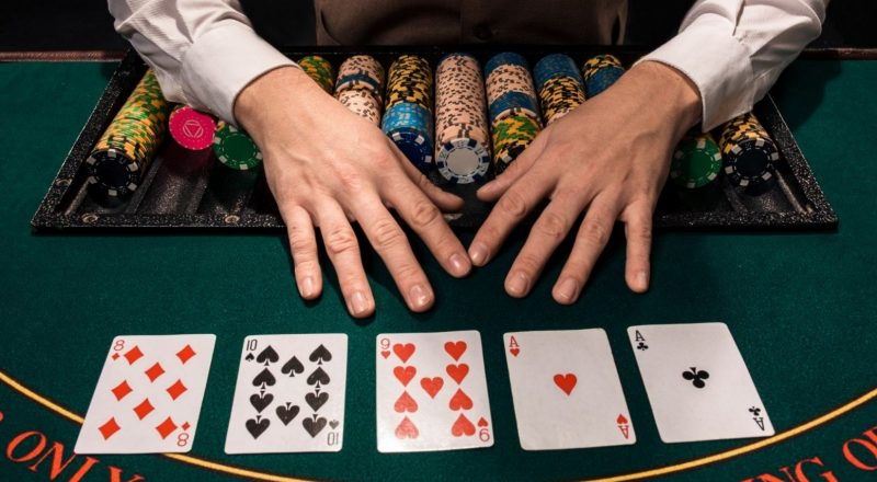 How I Improved My Casino In a single Straightforward Lesson
