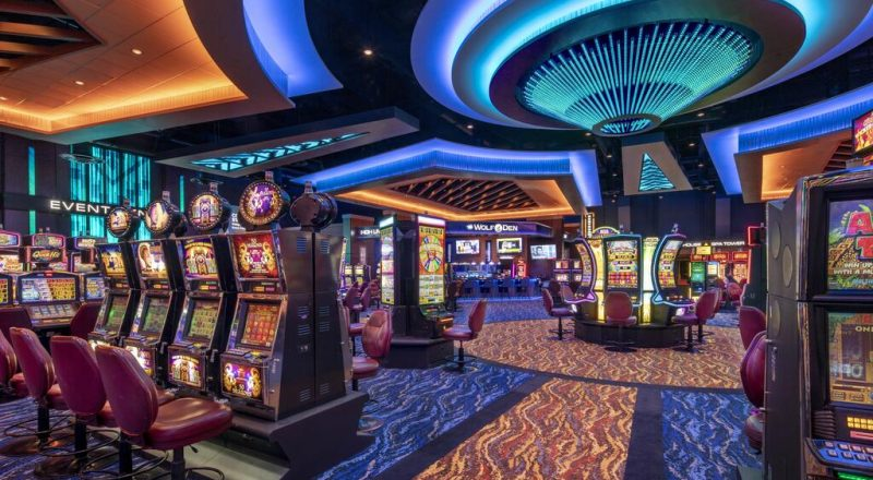 Finest Ways To Sell Casino