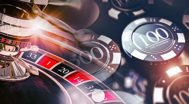 Nine Problems Everyone Has With Casino Game –